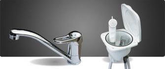 Marine Faucets & Sinks