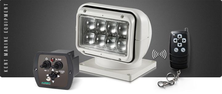 Led Remote Controlled Searchlight 32w