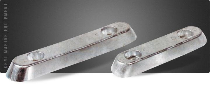 Bolt On Zinc Anodes Kent Marine Equipment