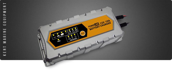 Automatic Multi-stage Battery Chargers