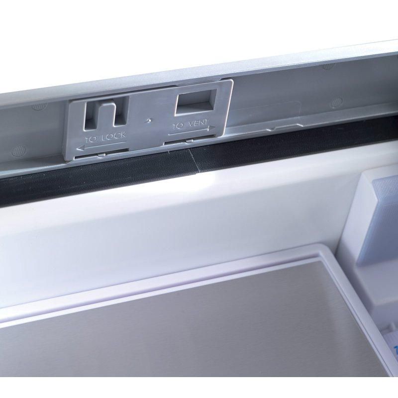 Fridge - Cruise Elegance Line 65 L w/ Silver Door | KENT Marine