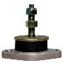 Circular compression mounting 145/227kg