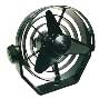2-speed Fan - 12 V Black